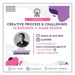 Kulaih Tamu Creative Process & Challenges In Building A Game Design