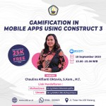 WORKSHOP GAMIFICATION IN MOBILE APPS USING CONSTRUCT 3